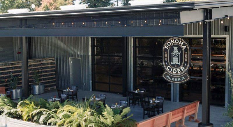 Sonoma Cider (What a Surprise), Bella Luna Inn